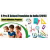 5 Pre-K School Franchise in India (2018) - Know Affiliation Program