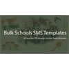 15 August Bulk School SMS Templates - Fee Reminder, PTM Message Parents