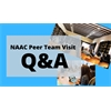 NAAC Peer Team Visit 2020 - Questions & Answers