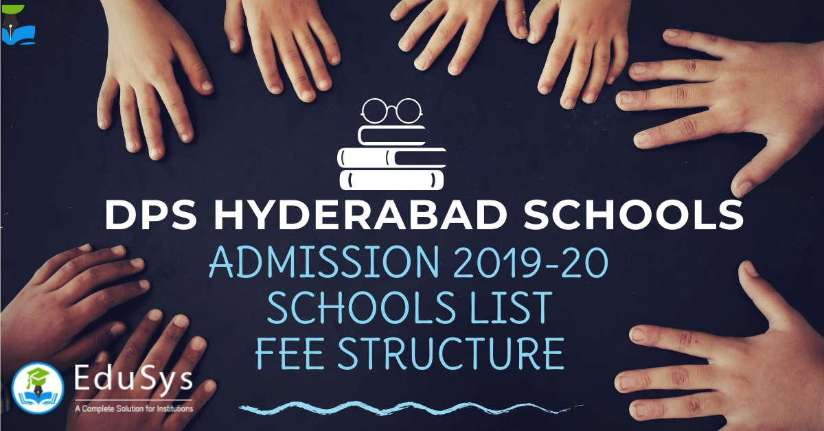 DPS Hyderabad, School list, Fees, Admission 2020-21, Online Payment