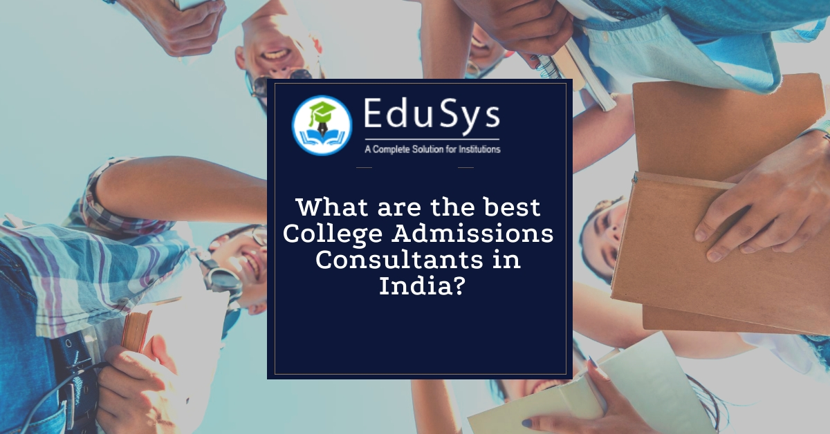What are the best College Admissions Consultant in India?