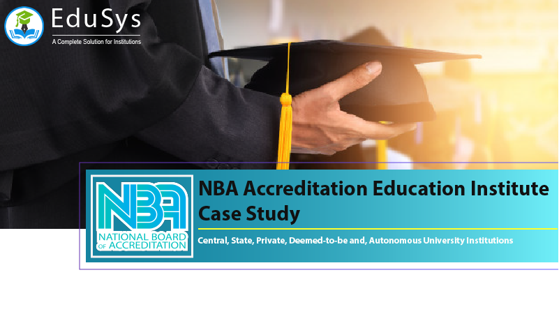 NBA Accreditation Education Institute Case Study – Software Development