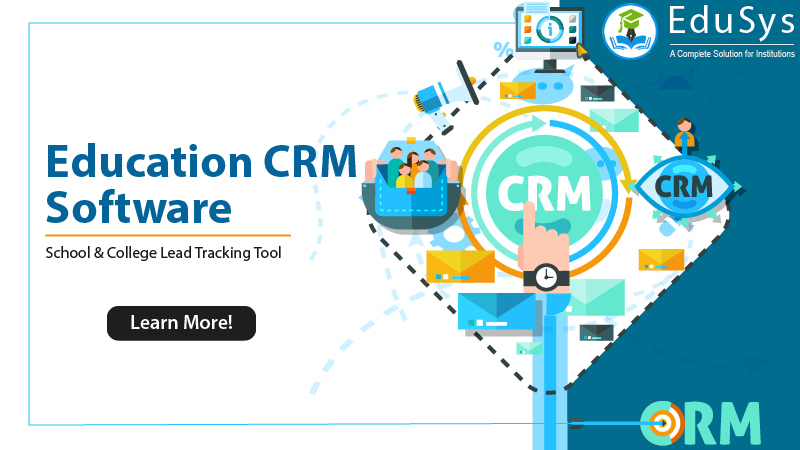 Education CRM Software - School & College Lead Tracking Tool