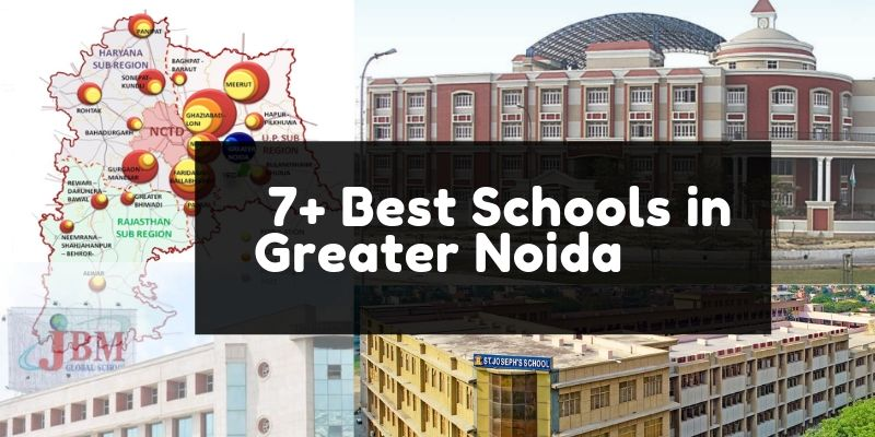 7+ Best CBSE, CISCE, IGCSE, IB School in Greater Noida (2020)
