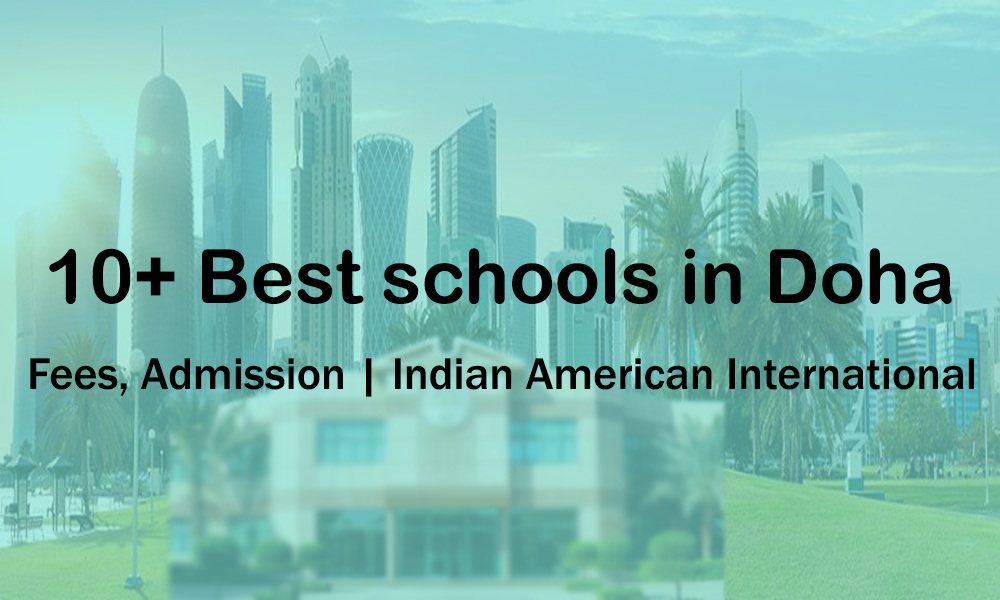 10+ Best schools in Doha 2019 - Fees, Admission | Indian American International