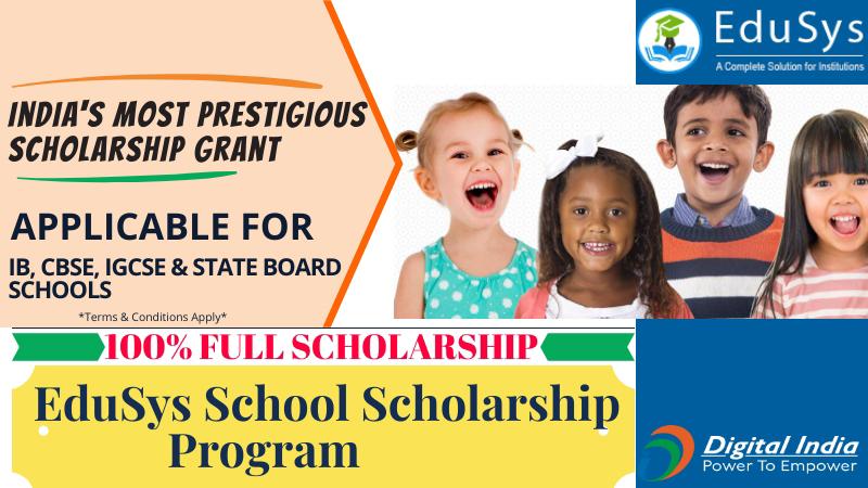 EduSys School Scholarship Program (2020)