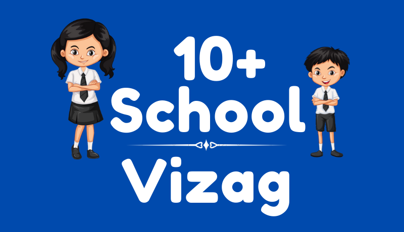 10+ Best private schools in Vizag 2020 - CBSE, ICSE, IB, IGCSE