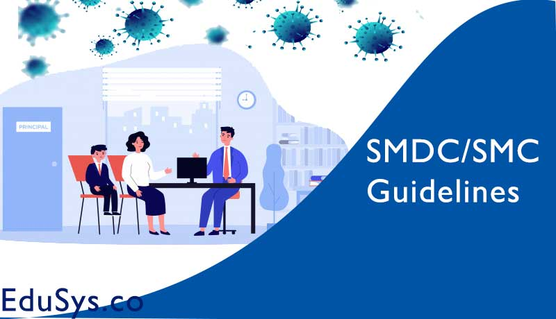 SMDC/SMC Guidelines (2021) - Structure, roles and duties by CBSE/ICBSE