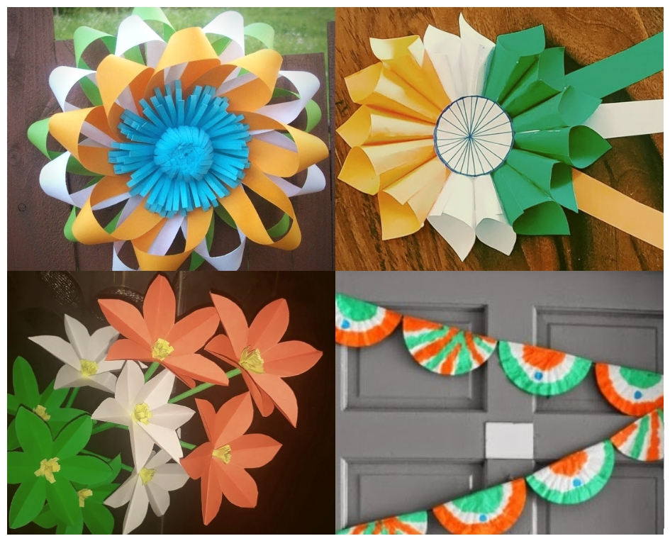 republic day decoration for school and college