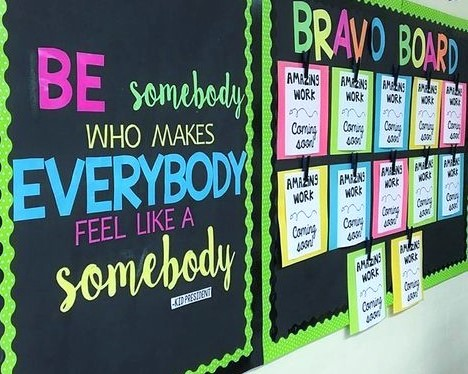 Bravo Board Idea