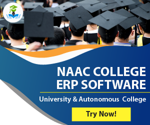 NAAC College ERP Software