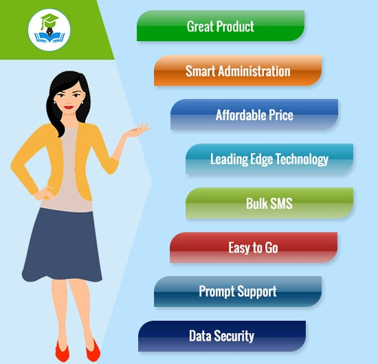 EduSys School ERP - School Management Software in India